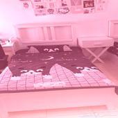 سرير مفرد مع درج للتخزين