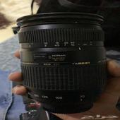نيكون دي 5200 مع عدسات