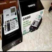 (تم البيع)جهاز كاشير كاسيو العدد 2