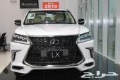 ليكسز 2019 EXUS LX570 SS SPORTS