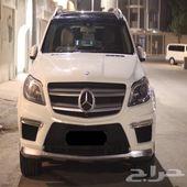 مرسيدس بنز جي إل 2014 Mercedes Benz GL 2014