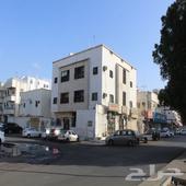 عمارة تجارية سكنية للبيع بالعزيزية