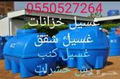 رش حشرات. تنظيف خزانات وشقق وكنب بالمدينة