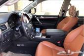 للبيع لكزس 2017 GX 460 فل كامل