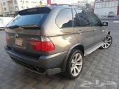 BMW X5 2006 نظيفه
