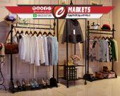 استيراد مستلزمات وتجهيزات معارض الملابس