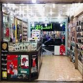 محل جوالات للتقبيل شارع ابو بكر مجمع الشربي للاتصالات