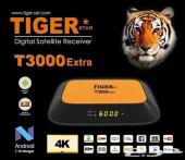 رسيفر تايجر باصدار اندرويد T3000 EXTRA 4K