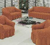 تلبيسات كنب وكراسي طاولة قطن صناعة تركيا