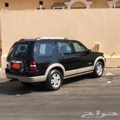 للبيع اكسبلور 2007 سعودي فل ابشن