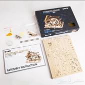 لعبة خشبية بناء مجسم للاطفال لتطوير الذات
