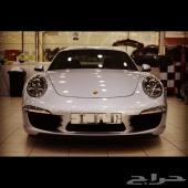 للبيع بورش 911S ماشي 22500 كيلو