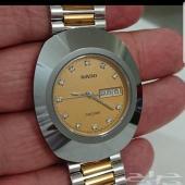 ساعة أخت الجديدة نوع رادو RADO سويسرية أصلية