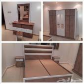 غرف نوم جديدة 1400ريال شاملة التوصيل