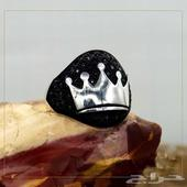 خاتم فضة إيطالي عيار 925 فخم