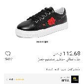 حذاء نسائي جديد مقاس39