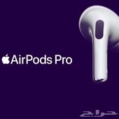 ايربودز برو سماعة يمين جديدة اصلية Airpods pro