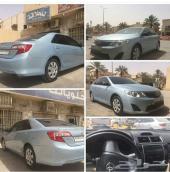 للبيع سياره كامرى GL_2012  (موديل 2012)  ماشيه 300 الف  الفحص جديد والاستمارة جديدة للتواصل 05963277