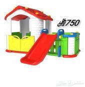 أجمل البيوت للأطفال للمرح واللعب