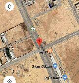 أرض10250م تجاريه طريق الملك عبدالعزيز
