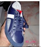 فرصة احذية ماركة تصفية محل بسعر 50 ريال جلد م