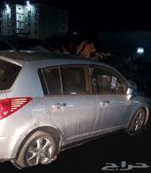 قطع سيارة تيدا نيسان 2011