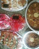 مطبخ ام نواف حفلات شعبيه حلويات معجنات