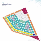 حي المطار مخطط القحطاني
