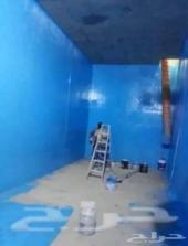 عزل خزانات اسطح تنظيف خزانات مجالس غسيل سجاد