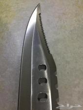 للبيع خنجر امريكى سكين البر