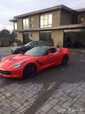 2014 Corvette Z51 3LT جديد