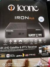 ايكون ايرون بلس حصريا ICONE IRON PLUS 4K