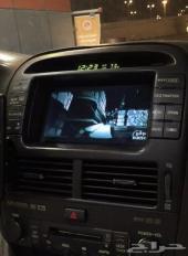 لكزس Ls430 ربط الجوال بشاشة الوكالة