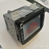 شاشة جيلي EC7 اندرويد مع كاميرا ب 480 ريال