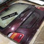 خلفية لاندكروزر من1998الى2007