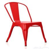 كرسي كراسي معدنية حديد جودة كوفي شوب مطعم