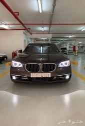 BMW 740 - 2015