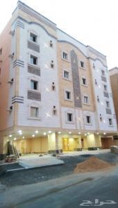 للبيع شقة 5غرف حي الحرمين ب530 الف بصك