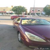 سيارة لكزس ES 300 2002 للبيع