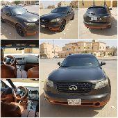 الرياض - سيارة انفنيتي موديل