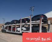 مجموعة سيارات سنتافي  توسان اوبتما (تم البيع)