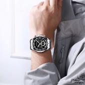 ساعة curren الرجالية الاصلية المميزة لون ابيض