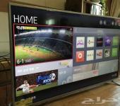شاشة LG 86 بوصه للبيع 12 الف ريال تم البيع