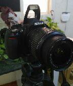 نجران - كاميرا نيكون D3100