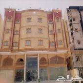 عمارة فندقية مكة