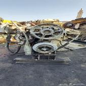 للبيع مكينة ديزل جي ام ديترويت 12سلندر 2تربو