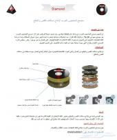 مصنع المنتجون العرب لإنتاج دسكات القص والجلخ
