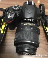 Nikon D3200 كاميرا للبيع
