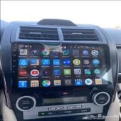 شاشة نظام اندرويد تركب على اغلب السيارات