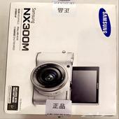 كامير NX300M الاحترافية للبيع (لم تستعمل)